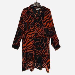 Ladies plus Sz 22W dress Susan Graver